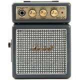 MARSHALL Guitar Amplifier Minimicro [MS-2C] - Vintage Grey